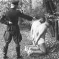 Reconstitution de la façon dont les prisonniers ont été exécutés