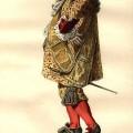 Monsieur Jourdain dans Le bourgeois gentilhomme de Molière