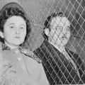 Ethel et Julius Rosenberg