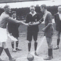 Finale de la coupe de France 1941 entre Fives et Bordeaux