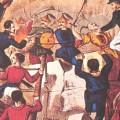 Combat à Guangzhou pendant la seconde guerre d'opium
