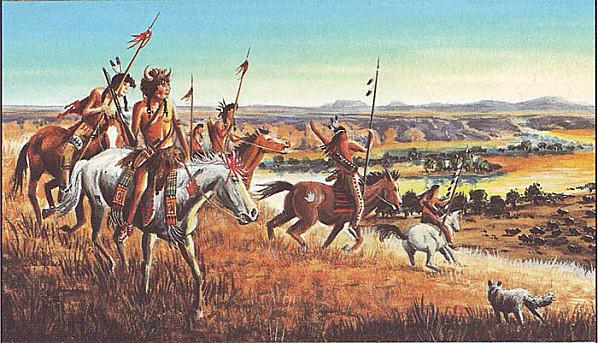 Tribu indienne