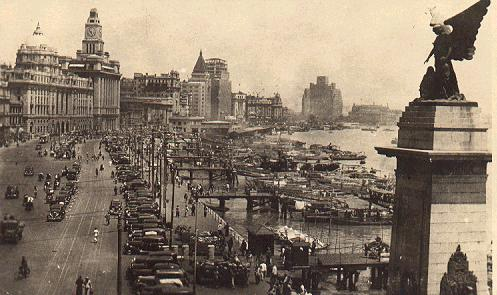 Shanghaï pendant les années folles