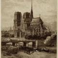 Notre-Dame à la fin du XIXe siècle
