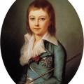 Louis-Charles de France, par Alexandre Kucharski (1792)