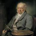 Francisco de Goya par Vicente López Portaña