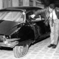 La DS19 présidentiellle après l'attentat du Petit-Clamart
