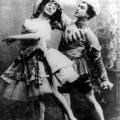 Anna Pavlova & Vaslav Nijinsky dans Le Pavillon d'Armide