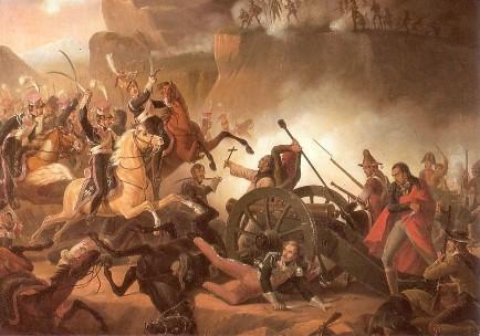 30 novembre 1908: La bataille de Somosierra