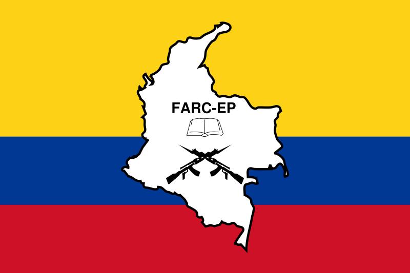 Le logo des FARC