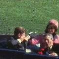 JFK en voiture à Dallas avant son assassinat