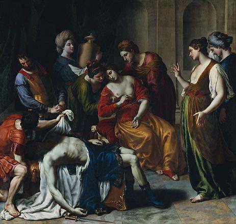 mort cléopatre