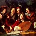 Les artistes et musiciens de Louis XIV de François Puget