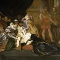 Exécution de Marie Stuart par Alexandre-Denis Abel de Pujol