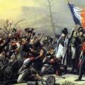 Le ralliement du 5e d'infanterie de ligne à l'Empereur, le 7 mars 1815