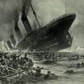 La naufrage du Titanic par Willy Stöwer