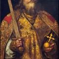 Portrait imaginaire de Charlemagne, par Albrecht Dürer