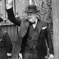 Churchill le 20 mai 1940