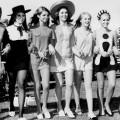 La mode dans les années 60
