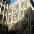 Portraits des 9 papes avignonnais