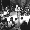 Jean Vilar au Festival en 1968