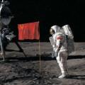 L'URSS arrive sur la lune avant les américains. Image extraite de la BD 'Les Russes sur la lune' de