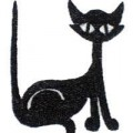 Le mythe du chat noir