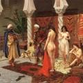 """""""Le Harem, choix de la concubine"""" par Giulio Rosati"""