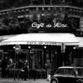 Café de Flore à Saint-Germain-des-Prés