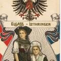 L'Alsace-Lorraine allemand