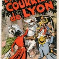 BD du l'affaire du courrier de Lyon