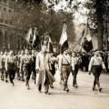 Manifestation le 6 février 1934
