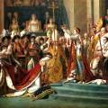 Le sacre de Napoléon par David