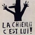 Affiche contre De Gaulle