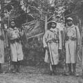 Fanion du 43e bataillon de tirailleurs sénégalais