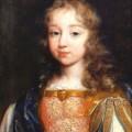 Louis XIV enfant par Philippe de Champaigne