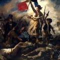'La Liberté guidant le peuple' d'Eugène Delacroix