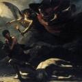La Justice et la Vengeance Divine poursuivant le Crime par Pierre-Paul Prud'hon
