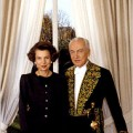 Liliane Bettencourt et André Bettencourt