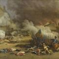 La Prise des Tuileries le 10 août 1792 par Jean Duplessis-Bertaux,