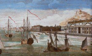 Pondichéry au XVIIIe siècle