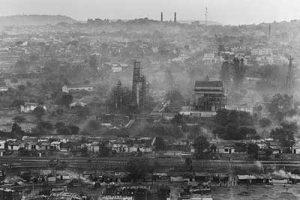 Bhopal après la catastrophe