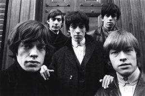 Les Rolling Stones en 1962