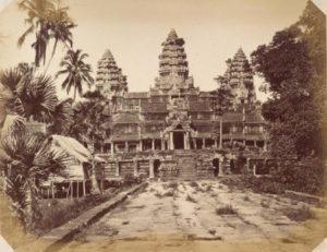 Angkor Vat en 1866