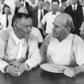 Discussion entre Clarence Darrow et William Jennings Bryan