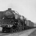 L'Orient-Express après la seconde guerre mondiale.