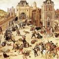 Le Massacre de la Saint-Barthélemy, d'après François Dubois - source: wikipedia