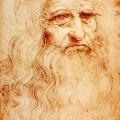 Autoportrait de Leonard de Vinci