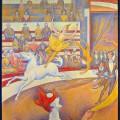 Le Cirque de Georges Seurat