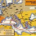 Les migrations séfarades